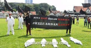 DAP offers to help Black Flag protesters challenge RM2,000 fine